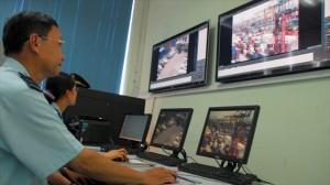 Quy định giám sát hải quan bằng camera quan sát