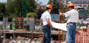 Camera giám sát công trường xây dựng